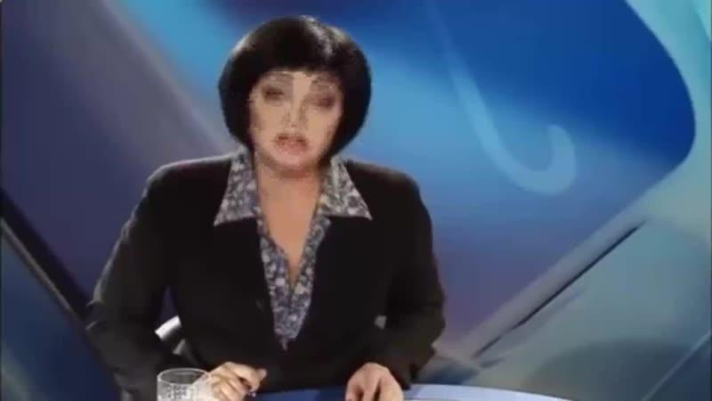 Смелая Российская телеведущая из Новосибирска рассказала почему Россия затеяла