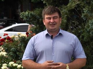 ГТРК ЛНР. Поздравление. Дмитрий Сидоров. 20 июня 2020