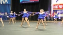 Галатея - Galateya - Чир-джаз - Чемпионат России по ЧИР спорту 2020 - Чирлидинг - Cheerleading