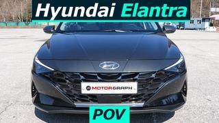 2021 Hyundai Elantra 1.6 POV Ride Have it all