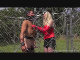 Mistress Sidonia: Caged & Chained