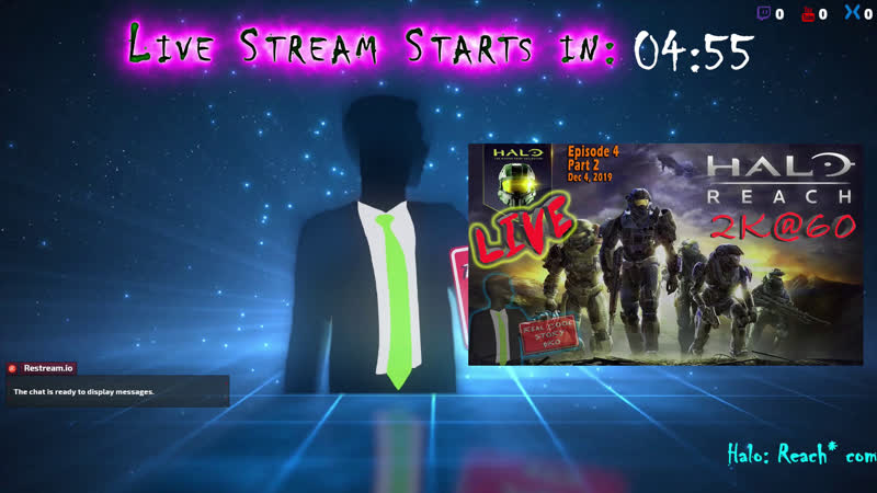 E04 - REMASTERED Halo Reach MCC PC Live Multiplayer