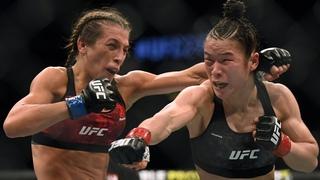 Free Fight: Zhang Weili vs Joanna Jedrzejczyk | UFC 248