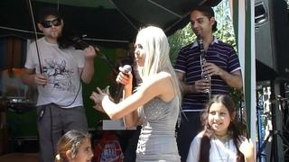 DENISA LIVE - MILIONARII (CUZA VODA *EXCLUSIV*)