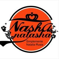 Логотип Наша Наташа (Simplemente Natalia Rusia) (Закрытая группа)