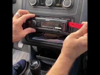 Набор для разбора панелей салона авто
