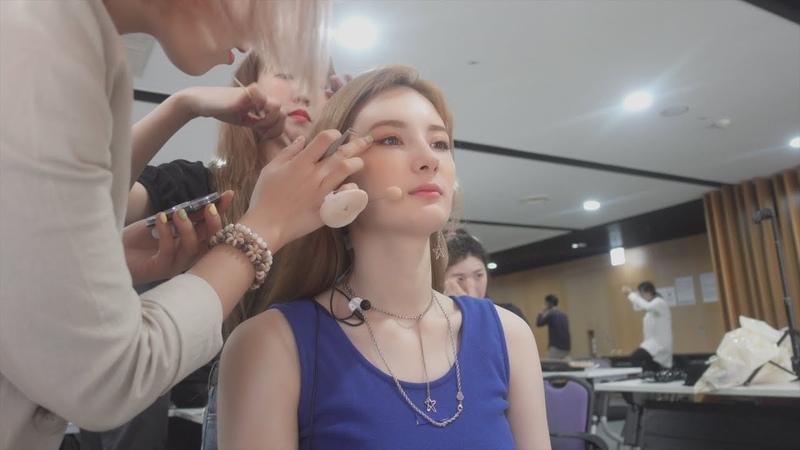 Beauty 메이크업 아티스트와 라나의 환상적인 콜라보 프로젝트 Fantastic Colabo with Makeup Artist