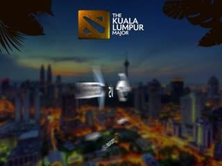 Первые матчи the kuala lumpur major!