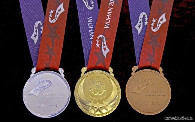 Medals-Wuhan-2019