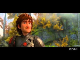 HTTYD2 ~ To the sky