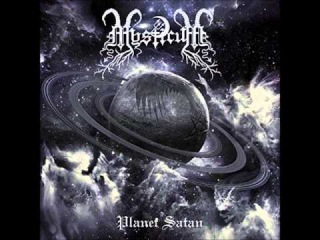 Mysticum - Planet Satan - (Full album) 2014