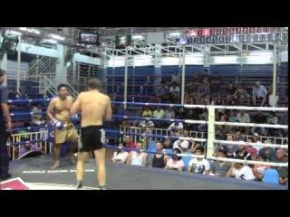 Rawai Supa Muaythai Phuket - Nick Fight 6 August 2014