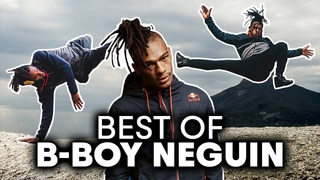 B-Boy Neguin's BEST moments | 10 YEARS of Red Bull BC One All Stars