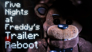 [B3D] Five Nights at Freddy's Trailer - Reboot