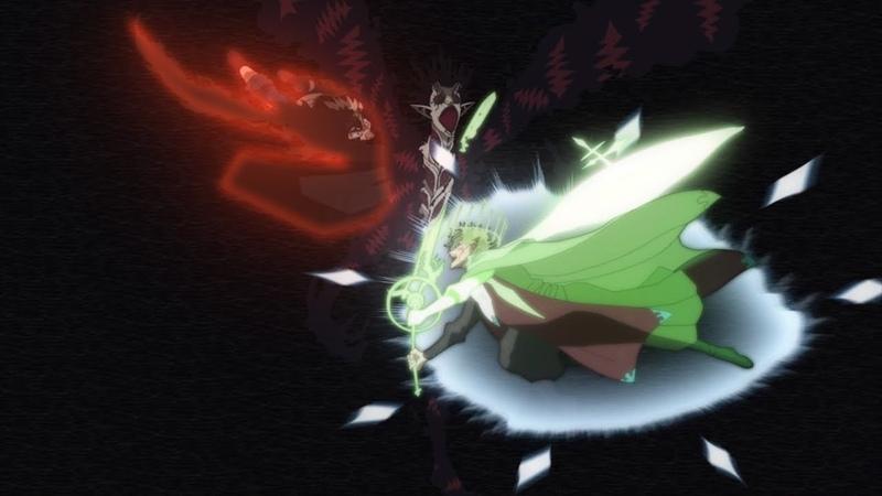 Asta and Yuno vs Demon Final Fight Yami Help To Defeat Demon With Ki Dimension Slash