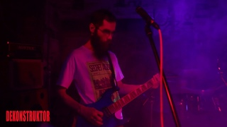 DEKONSTRUKTOR live at УСПЕХ bar -