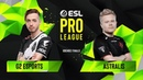 CSGO - Astralis vs. G2 Esports Dust2 Map 1 - Group B - ESL Pro League Season 10 Finals