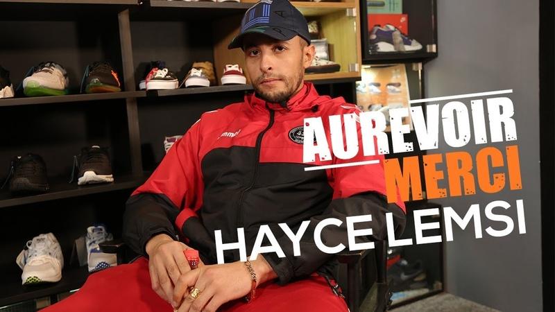 HAYCE LEMSI - AUREVOIR MERCI {OKLM TV}