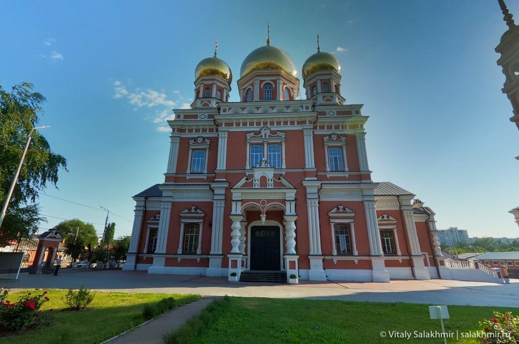 Обзор Свято-Покровского храма в Саратове 2020