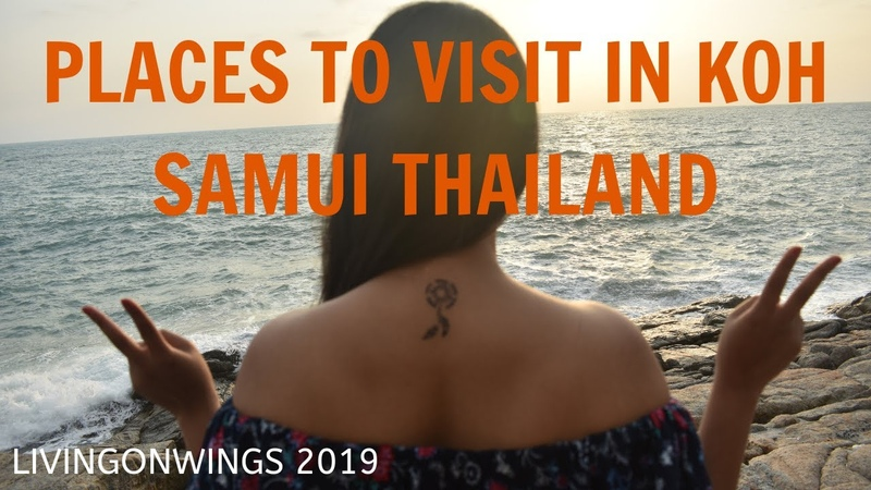 KOH SAMUI THAILAND TOP 10 TOURIST ATTRACTIONS GUIDE TO BEST PLACES IN THAILAND VLOG 13