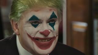 Joker Donald Trump [DeepFake]
