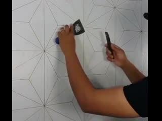 Как можно сделать 3D стену