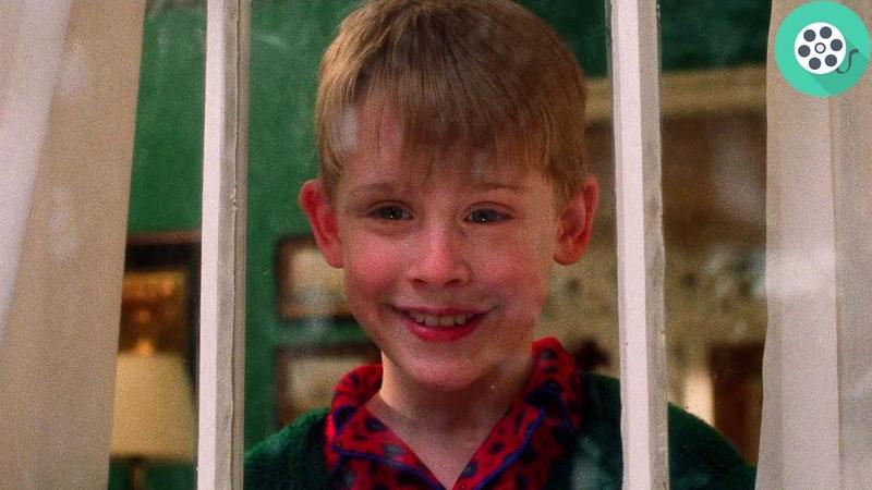 Воссоединение Марли со своей семьёй Финальная сцена Один дома 1990 год