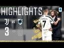 Juventus 3-0 Sampdoria | Kulusevski, Bonucci Ronaldo Score on Opening Day! | Serie A Highlights