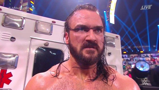 Результаты шоу WWE Clash Of Champions 2020, изображение №9