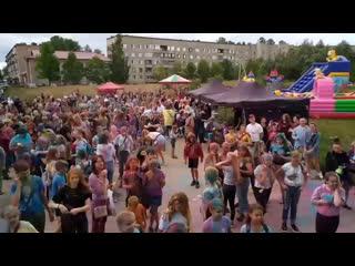 Фестиваль красок ColorFest2020 — Пикалёво