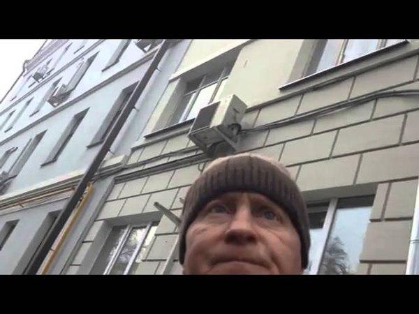 ЖКХ на Голиковском Первое видео с Сашей Мамочкой