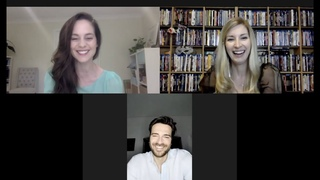 Gabriel's Inferno interviews with Giulio Berruti and Melanie Zanetti - Talking sequels, Passionflix