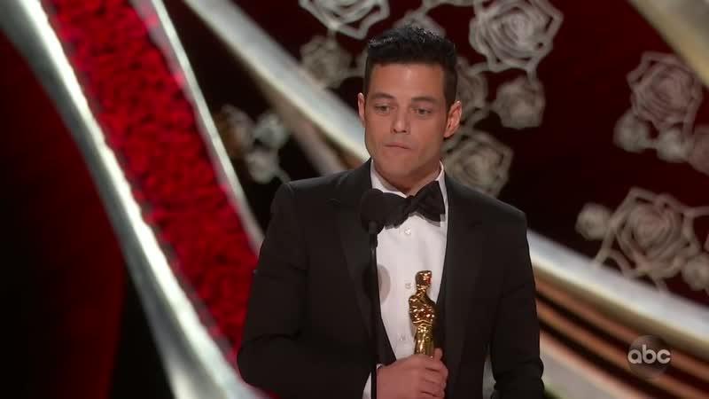 Rami Malek's Oscars 2019 Acceptance Speech for Best Actor