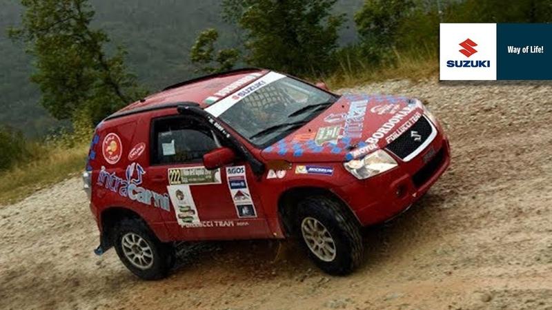 Suzuki Cross Country Nido dell'Aquila Baja 2017