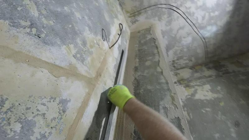 Как выровнять внутренние Углы стен квартиры с помощью Строительного Правила rfr dshjdyznm dyenhtyybt euks cnty rdfhnbhs c gjvjo