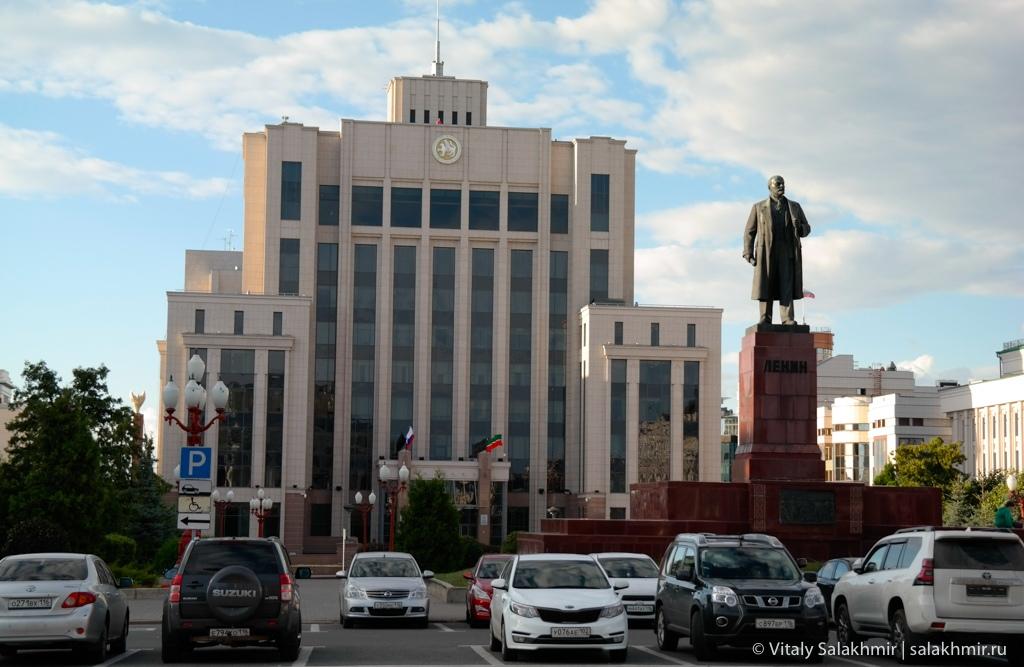 Площадь Свободы, Татарстан, Казань 2020