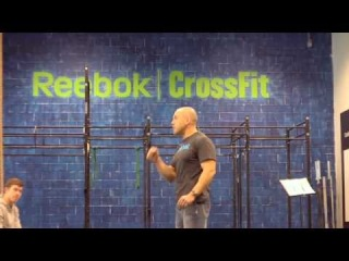"""CrossFit - """"Breathe and Fire"""" with Greg Amundson by Again Faster Equipment"""