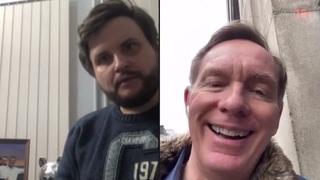 Видео-пранк с депутатами британского Парламента (Крис Брайант и Том Тугендхат)
