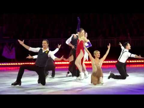 Rock the Rink Quebec - Sway (Tessa Virtue Scott Moir)