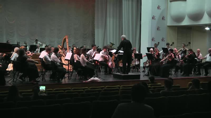 Северный ветер (6 симфонических этюдов на одну тему).
