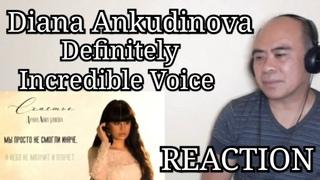 Incredible Voice of Diana Ankudinova REACTION