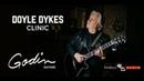 Doyle Dykes Guitar Clinic - Presented by Godin Guitars Pitbull Audio