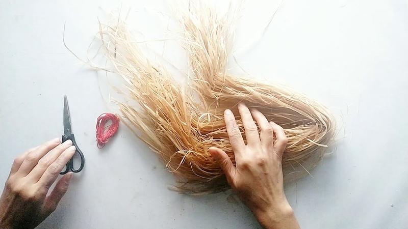 Традиционная кукла из липового лыка «Стригушка»