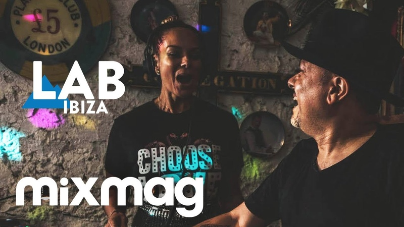 THE RITUAL WITH ANANÉ LOUIE VEGA in The Lab IBZ