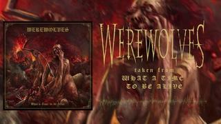WEREWOLVES - CRUSHGASM (OFFICIAL AUDIO)