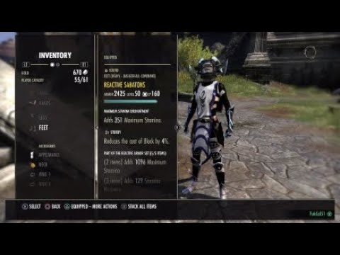 ESO Dragonknight PVP Tanking Builds and Guide FukCal51