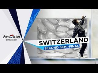 Gjon's Tears - Tout l'Univers - LIVE - Switzerland 🇨🇭 - Second Semi-Final - Eurovision 2021