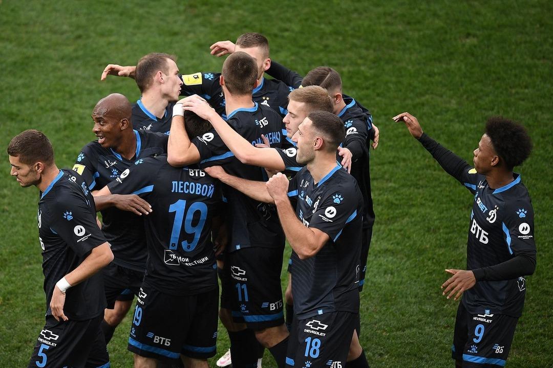 Динамо - Сочи, 3:1