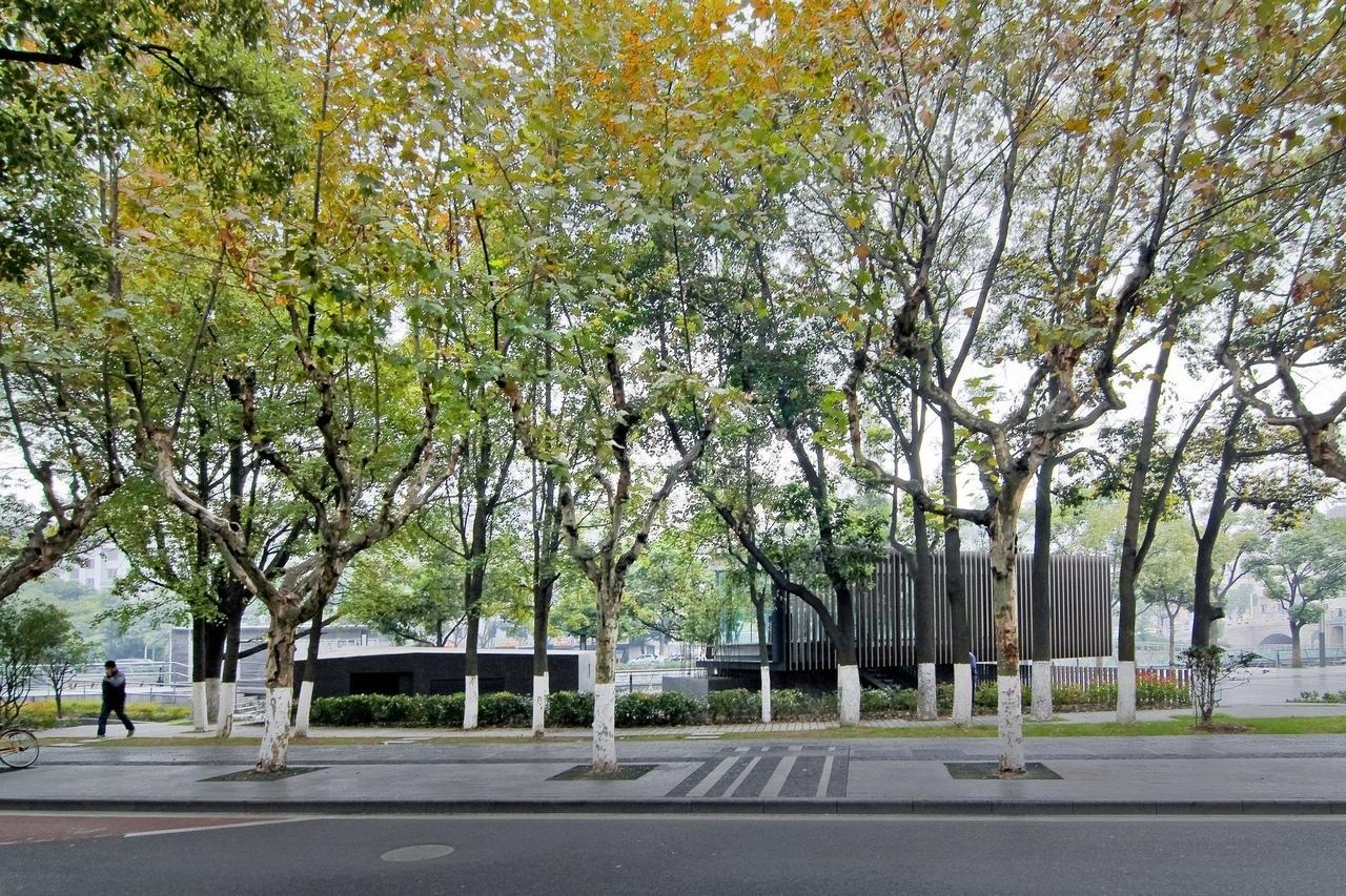 Vector Architects / Riverside Park Pavilion