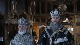 Проповедь митрополита Даниила на последней пассии в 2021 году